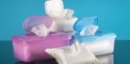 Гигиена ребёнка – применение влажных салфеток