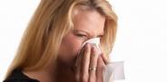 В чём опасность аллергии на пыль?