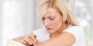 Экзема может снизить вероятность рака кожи