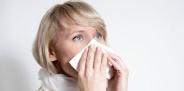 Если затруднено носовое дыхание