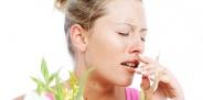 Сезонная аллергия: поллиноз
